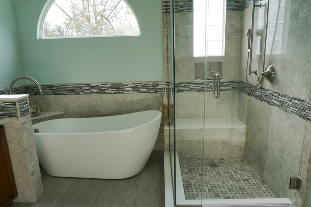 Rancho Cucamonga Bathroom Remodel - Restoration, Water and fire ...
