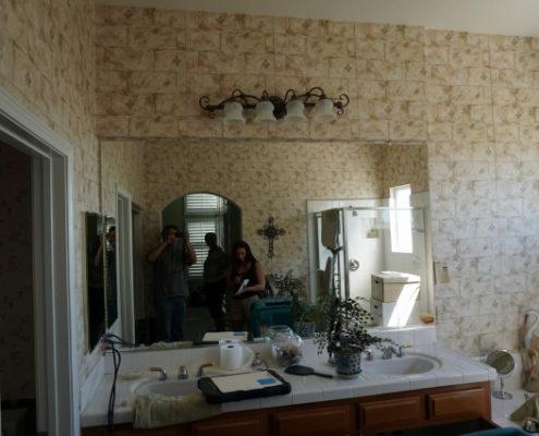 Rancho Cucamonga Bathroom Remodel Restoration Water And